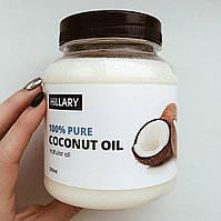 Кокосовое масло рафинированное Hillary Premium Quality Coconut Oil 500мл R131382