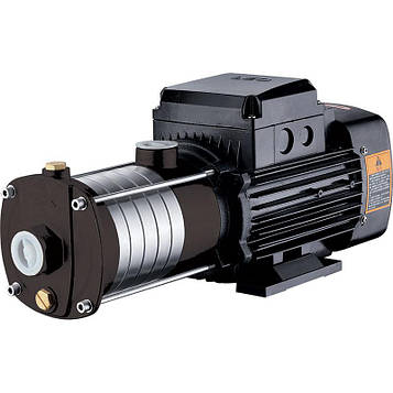 Насос багатоступінчастий горизонтальний 0.55 кВт Hmax 45м Qmax 60л/хв нерж LEO 3.0 ECH(m)2-50(S) (775613)