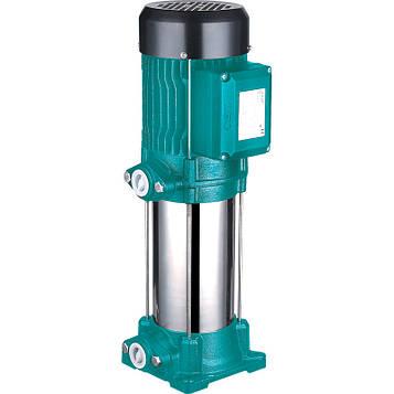 Насос відцентровий вертикальний багатоступінчастий 380В 2.2 кВт Hmax 98м Qmax 100л/хв LEO 3.0 (7754573)