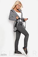 Вязаный кардиган с карманами Gepur 28006, фото 1