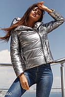Трендовая теплая куртка Gepur 28000, фото 1