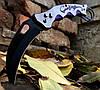 Складной автоматический нож керамбит А15