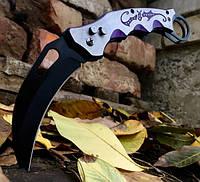 Складной автоматический нож керамбит А15, фото 1