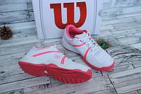 Теннисные кроссовки, кросівки wilson usa (тениски)