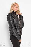 Куртка с отделкой Gepur 27981, фото 1