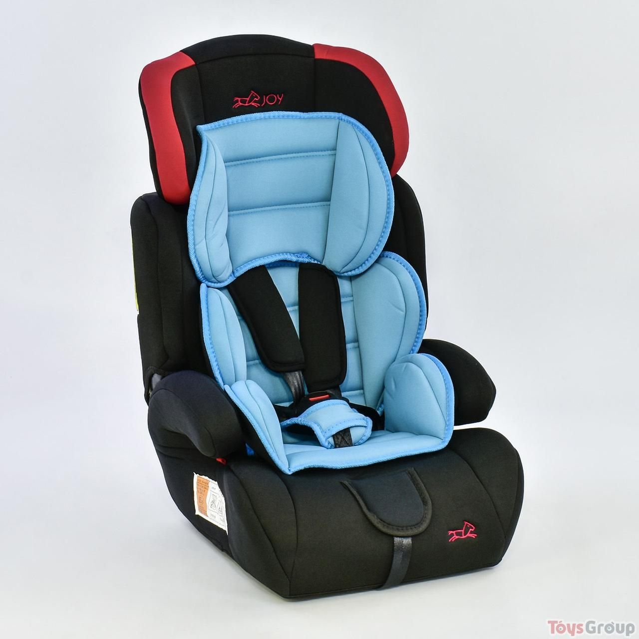 Автокресло JOY 8888 (4) LIGHT BLUE