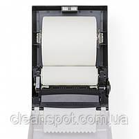 Диспенсер бумажных полотенец полуавтоматический Maggio P088W, фото 3