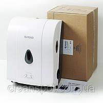 Диспенсер бумажных полотенец полуавтоматический Maggio P088W, фото 2