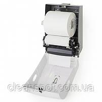 Диспенсер бумажных полотенец полуавтоматический Maggio P088W, фото 6