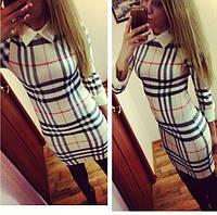 """Стильное платье """"Burberry"""""""