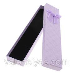Подарочная коробочка для браслета, цепочки или ложки
