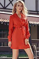 Яркое платье-рубашка Gepur 27897, фото 1