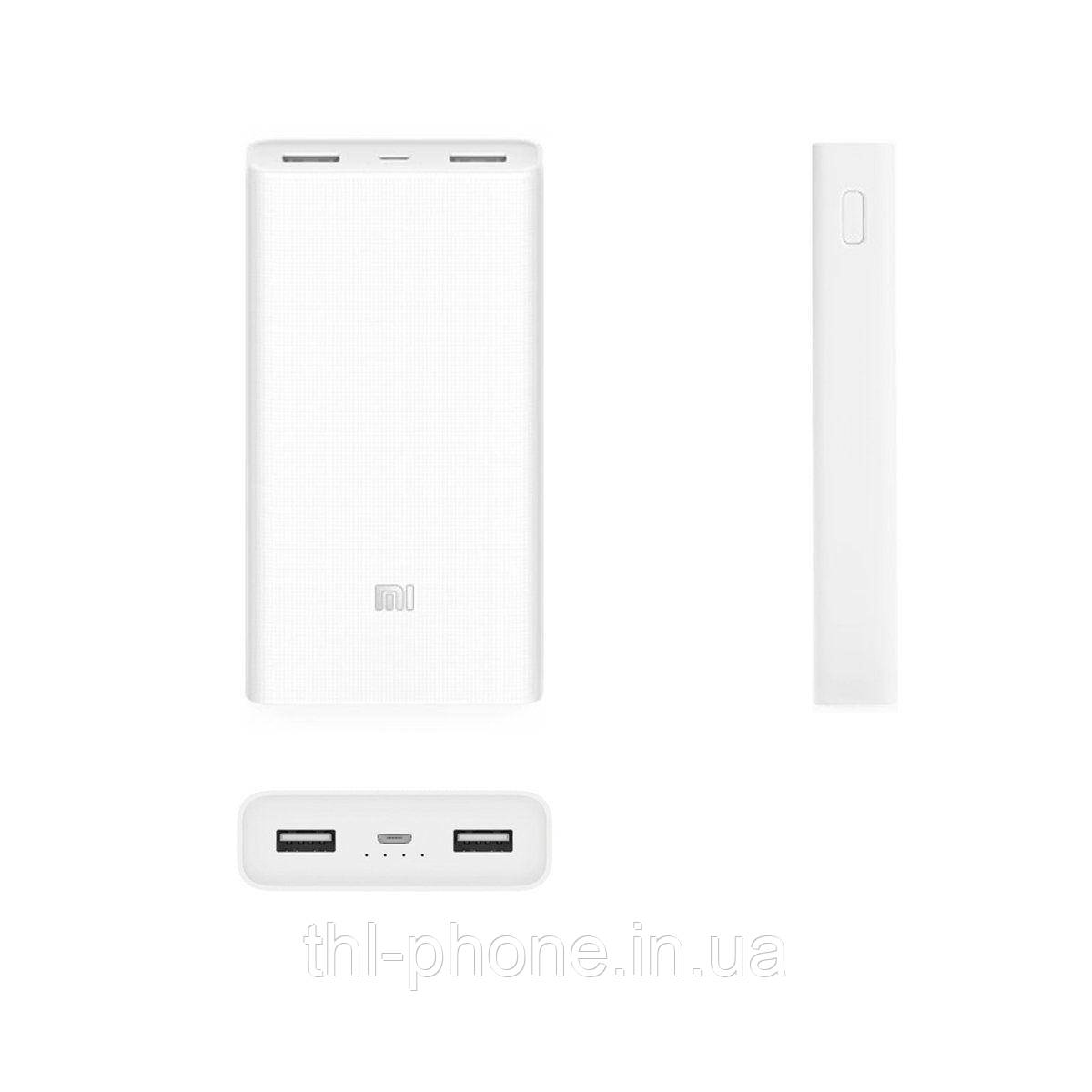 Внешний аккумулятор (Power Bank) Power bank Xiaomi Mi 2C 20000 mAh VXN4212CN