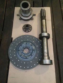 Переоборудование муфты сцепление  трактора Т-150 с двигатателем КАМАЗ,ХТЗ-150К-12