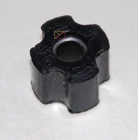 Втулка для трубы под вал 8 мм бензокосы, фото 2