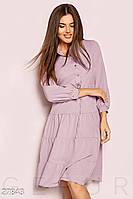 Легкое платье на пуговицах Gepur 27843, фото 1