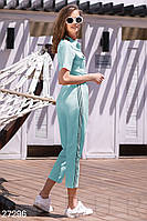 Летний брючный комбинезон Gepur 27296, фото 1