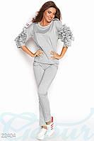 Необычный повседневный костюм Gepur 22404, фото 1