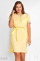 Летнее платье-рубашка Gepur 27819, фото 1