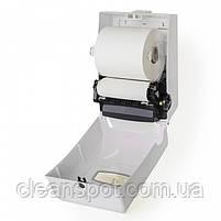 Диспенсер бумажных полотенец полуавтоматический Grande P588W, фото 3
