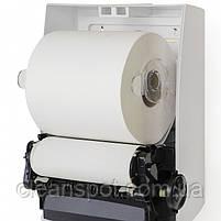 Диспенсер бумажных полотенец полуавтоматический Grande P588W, фото 4