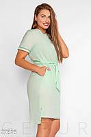 Свободное платье-рубашка Gepur 27816, фото 1