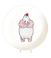 Тарелка «Голодный Мишка», фото 1