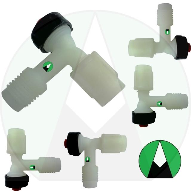 Сегмент садовой трубной форсунки опрыскивателя Agroplast - 220684   AP13.02 AGROPLAST