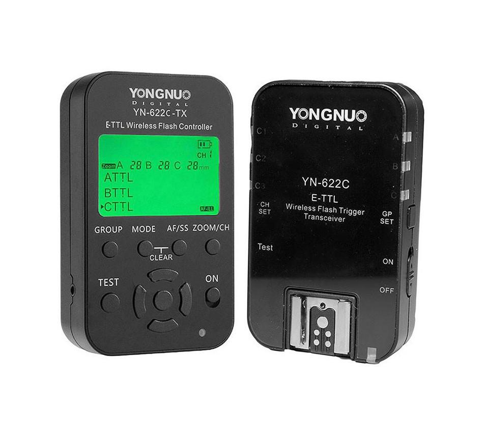 Радиосинхронизатор Yongnuo YN622C-TX Kit для Canon