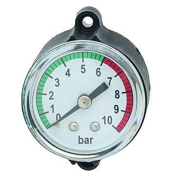 Манометр для контролера 10 бар 43мм Katran (779740)