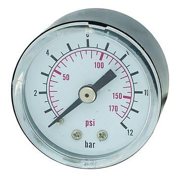 Манометр для контролера 12 бар 40мм Katran (779741)