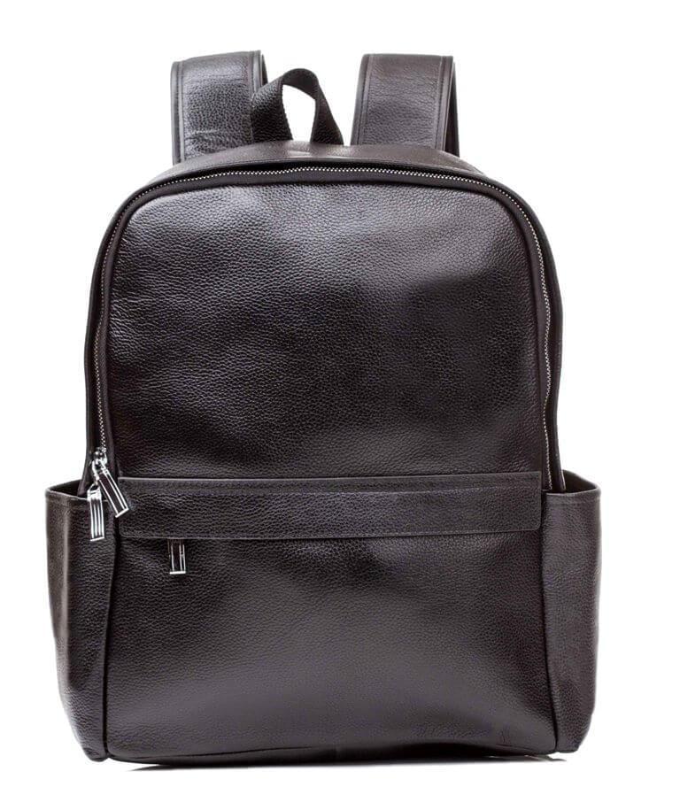 b4c42453323d Рюкзак Кожаный TIDING BAG M7807A Черный — в Категории