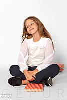 Школьная блуза-свитшот Gepur 27783, фото 1