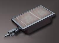 Инфракрасная горелка 2,9 квт, удобное устройство, крепится к газовым баллонам, обогревает пространство