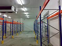 Монтаж, сервис и ремонт промышленного холодильного оборудования.