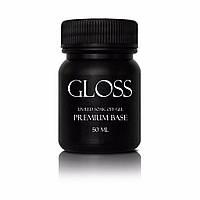 Premium base GLOSS, 50 ml