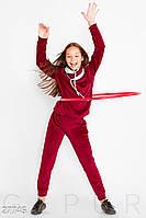 Спортивный костюм для девочки Gepur 27745, фото 1