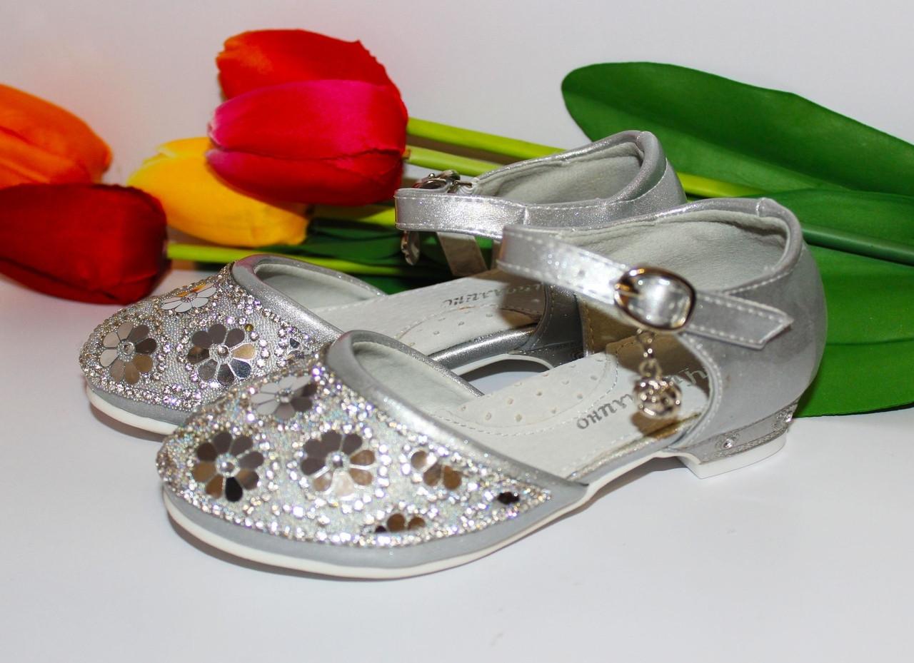 Нарядные праздничные туфельки для девочек