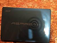 Нетбук acer aspire one 722 p1ve6. Б/у. На запчасти или восстановление!
