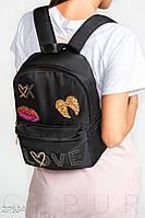 Рюкзак с нашивками Gepur 27634, фото 1