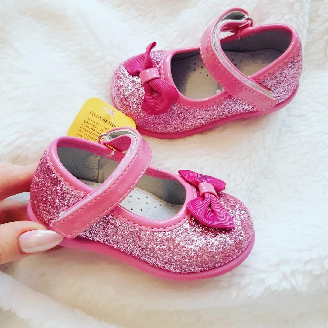 Бесподобные туфельки для девочки