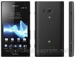 Sony Xperia_Acro_S, глянцевая пленка L26W