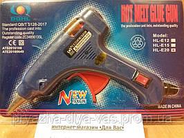 Клеевой пистолет DGHL HL-E20(7мм)
