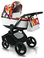 Стильная детская коляска Bexa Fresh 2 в 1