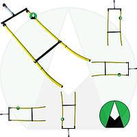 Шланг для внесения КАС двойной ARAG Agroplast - 220516   0-108/08 AGROPLAST
