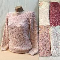 Детский свитер для девочек от 11 до 15 лет.