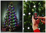 Гирлянда новогодняя Tree Dazzler (48 шариков) - светодиодная гирлянда конус, фото 3