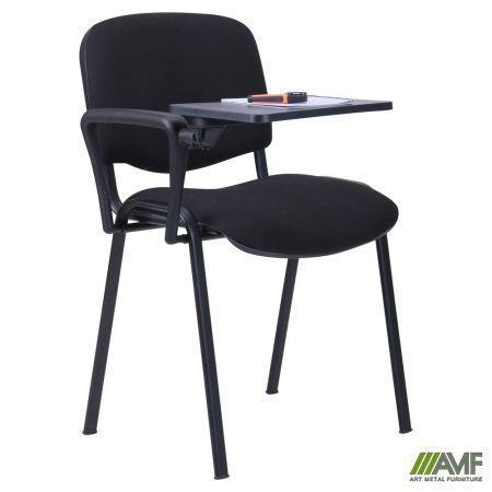 Стілець Ізо чорний А-01 зі столиком AMF