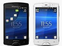 Sony Xperia_Mini, матовая пленка ST15i