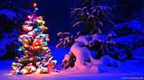 Гирлянда новогодняя Tree Dazzler (48 шариков) - светодиодная гирлянда конус, фото 8